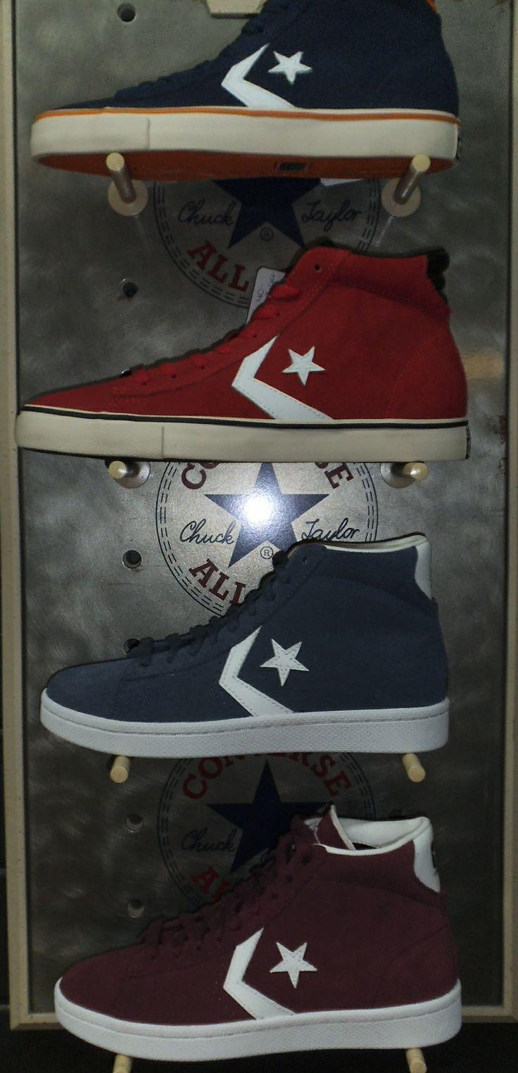Colección Converse 2013.