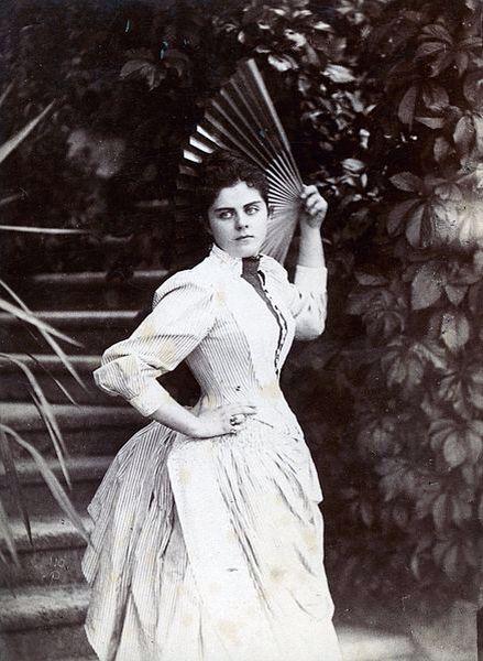 Mary Vetsera.