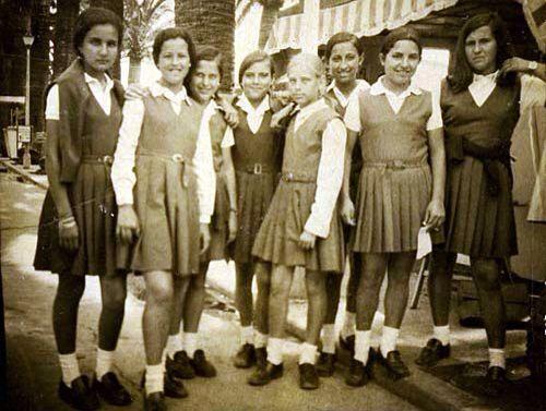 Los uniformes de las Carmelitas Vedruna