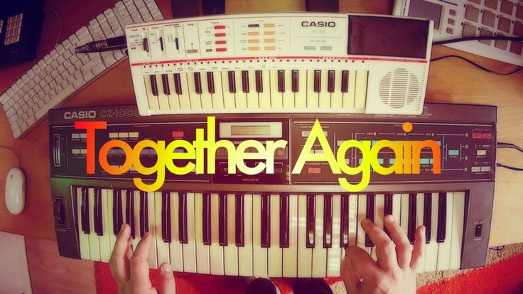 Casio CZ-1000/Casio PT-82 video | Together Again | Dimitris Dermanis