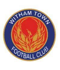 1876, Witham Town F.C. (England) #WithamTownFC #England #UnitedKingdom (L16893)