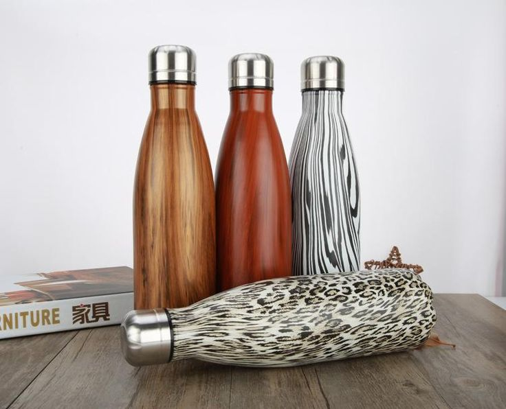 304 SS Travel Water Bottle- Double Walled Stainless Steel For Hot & Cold Drinks - No Sweating & Leak Proof Portable Thermos Cup - Cola Style Cola Cup Stainless Steel Cola Bottle Cola Bottle Online with $14.1/Piece on Bestfor4you's Store   DHgate.com