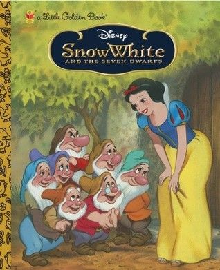 Snow White and the Seven Dwarfs (Little Golden Book) - Five treasured Disney Princess Little Golden Books are together for the first time! This boxed set features beautifully illustrated retellings of The Princess and the Frog, The Little Mermaid, Cinderella, Snow White and the Seven Dwarfs, and Sleeping Beauty.