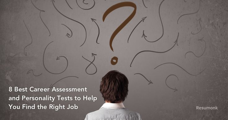 Best career assessment and personality tests to help you find a job that you're truly passionate about.