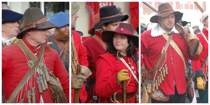 Battle of Nantwich 2013