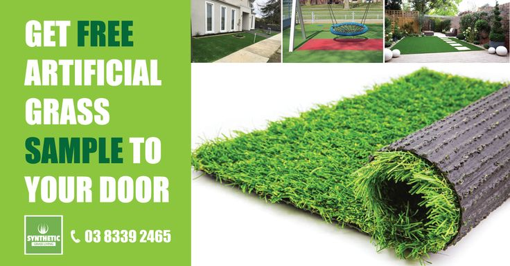 Synthetic Grass is becoming popular replacement to real grass in Melbourne. As normal grass need more time and high maintenance. Fake Grass is the way to go. We supply Artificial Grass to the public, trades and commercial projects throughout Melbourne & Victoria.  From $17sqm #SyntheticGrass #ArtificialGrass