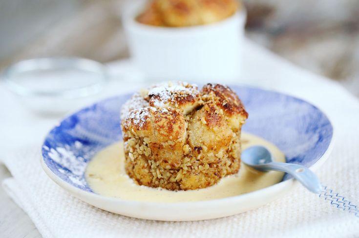 Aranygaluska-muffin vaníliasodóval Recept képpel - Mindmegette.hu - Receptek