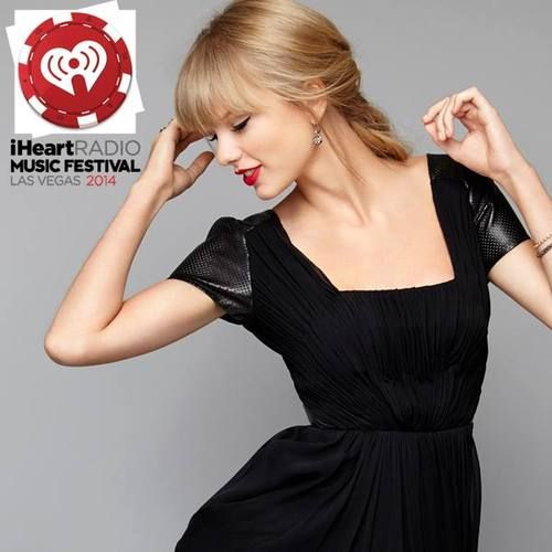 Taylor is hitting the iHeartRadio Music Festival stage TONIGHT!! Any guesses about her setlist?? http://festival.iheart.com/tunein - Taylor Nation