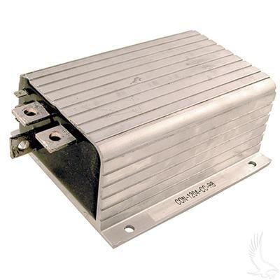 Golf Cart Rebuilt Controller (incl $100 Core), 48V 400A, Club Car 48V Series Non-Regen 1995+