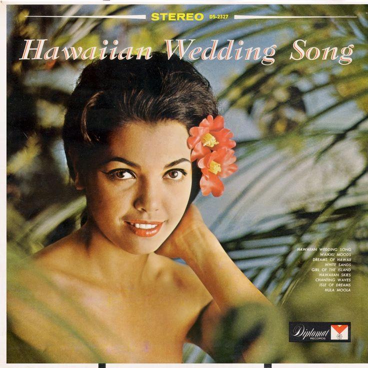 Big Band Easy Listening Vocal Hawaiian Wedding Song