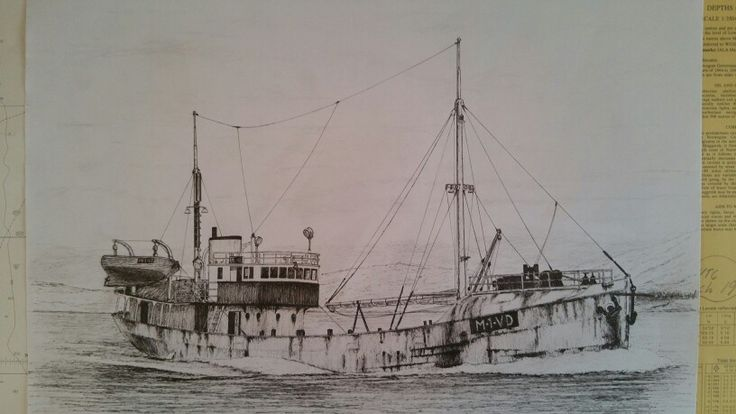 "The former english built "" Ramoen "" used for herring , and Greenland longline fisheries , for norwegian owners"