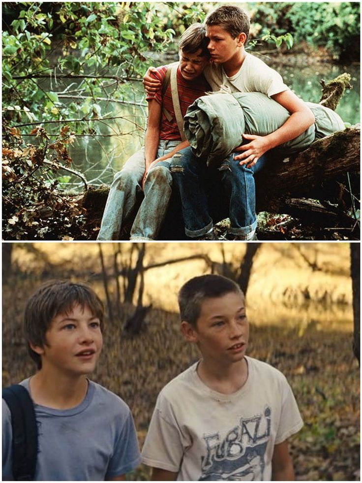 Nichols has definitely watched River Phoenix's performance as Chris in Stand by Me as one of the young boys, Neckbone (Jacob Lofland), is almost a carbon copy of the character. Both have been labelled as troublemakers by the locals because of a drug dealing brother and both play the troubled, don't-put-me-in-a-box teen so well. It looks as though the hair and costume were also pinched from Stand By Me.