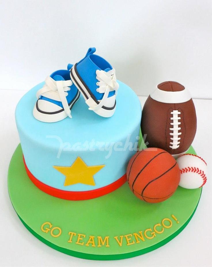 Sims  Custom Birthday Cake