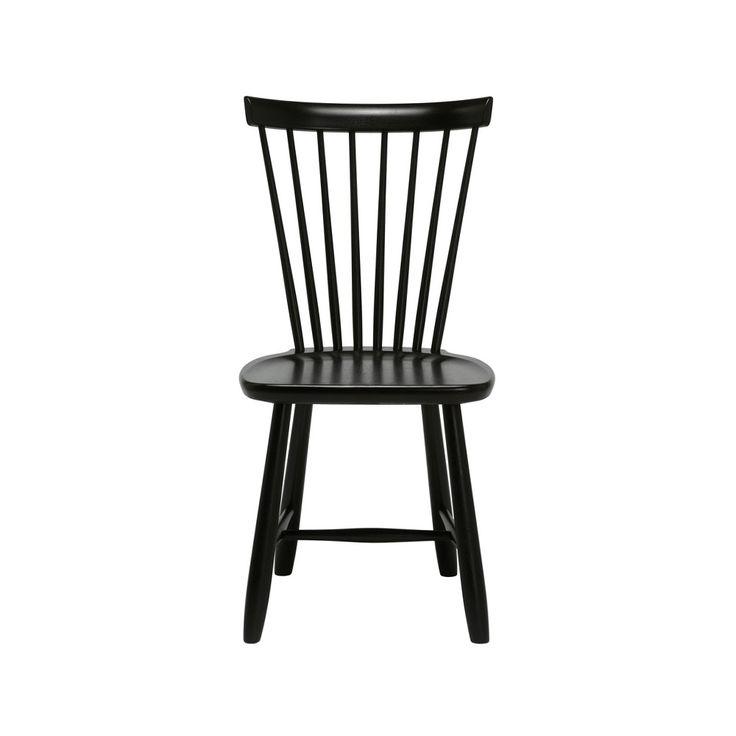 Lilla Åland stol - Lilla Åland stol - svart