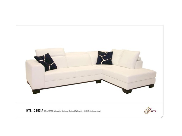 HTL Living Room Sectional 2163 SECT [ Key Home Furnishings