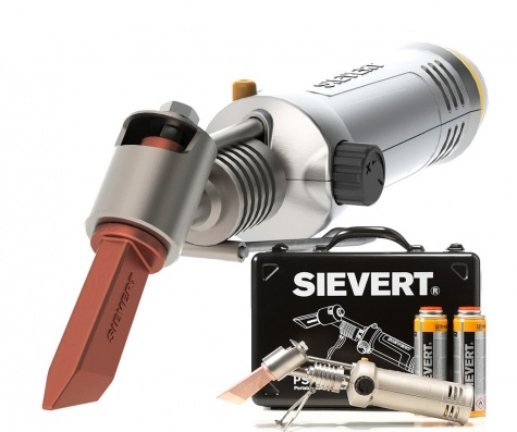 Sievert 174 Psi 3380 Portable Soldering Iron Kit Soldering