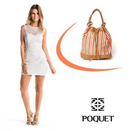 A bolsa também pode ser o #acessório perfeito para finalizar o #look.  http://www.portaldabolsa.com.br/categorias/bolsa-sacola