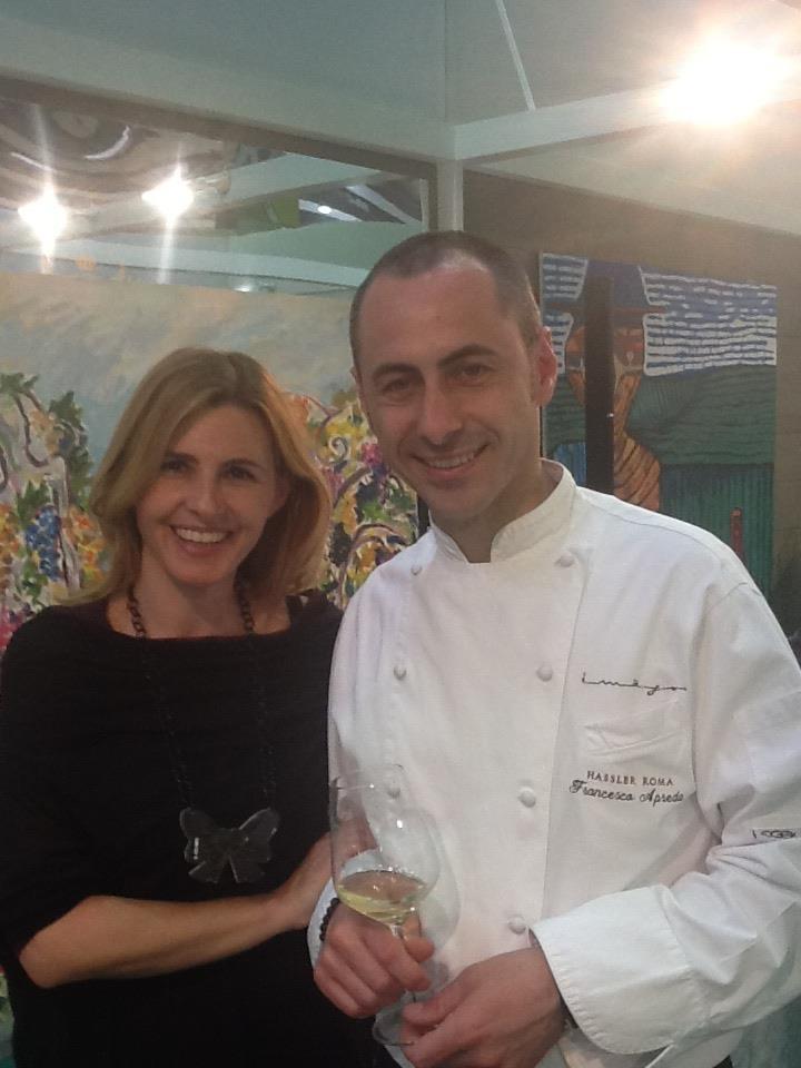 Francesco Apreda  Imago Restaurant Hotel Hassler