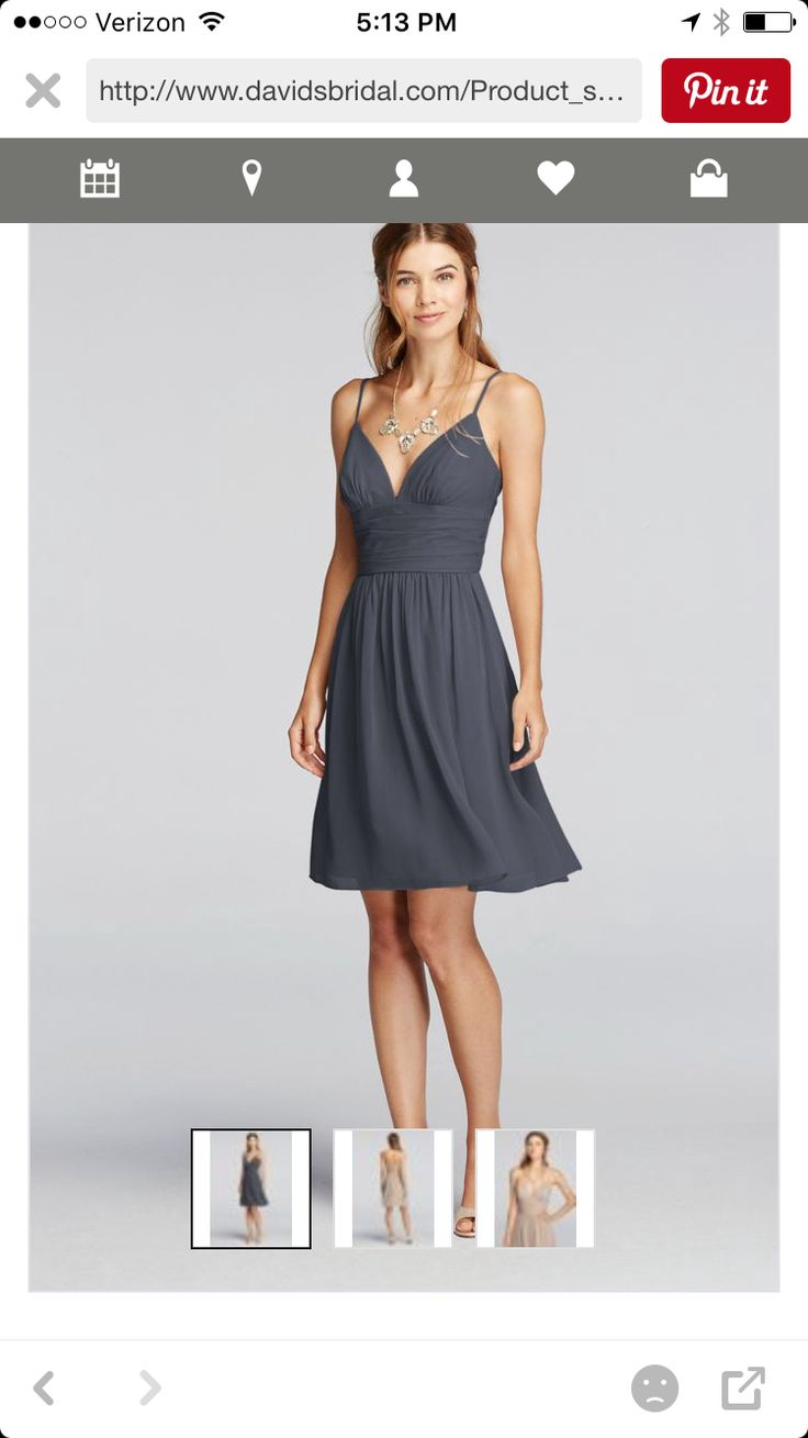 Best 25 pewter bridesmaid dresses ideas on pinterest grey pewter bridesmaid dress ombrellifo Image collections