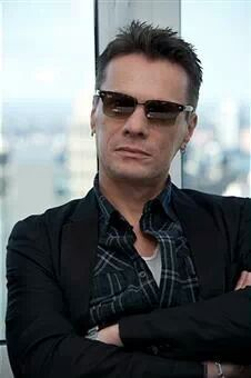 Larry Mullen Jr - U2 press conference for Ordinary Love in New York City - 7 December 2013
