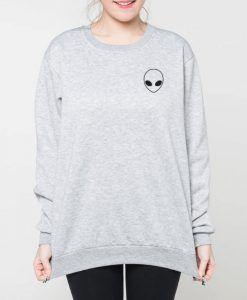 Alien Sweatshirts Unisex size, Unisex Sweatshirts