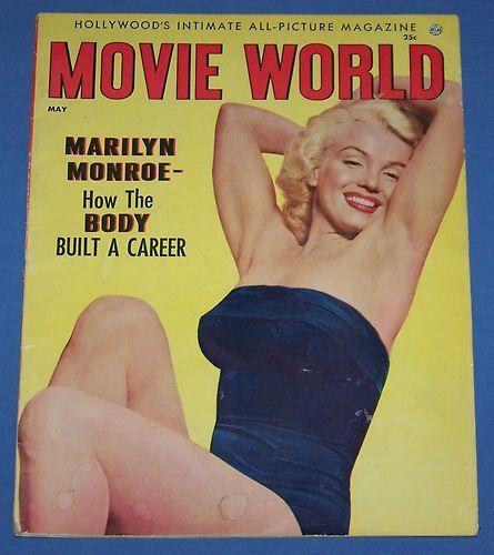 1954 Movie World Magazine