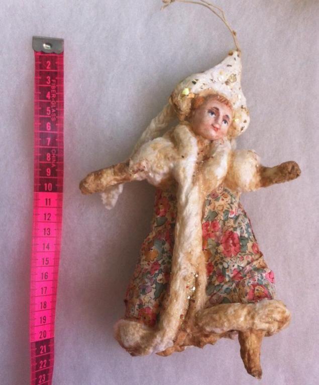 Ватная игрушка на елку (5892885354) - Aukro.ua – больше чем аукцион