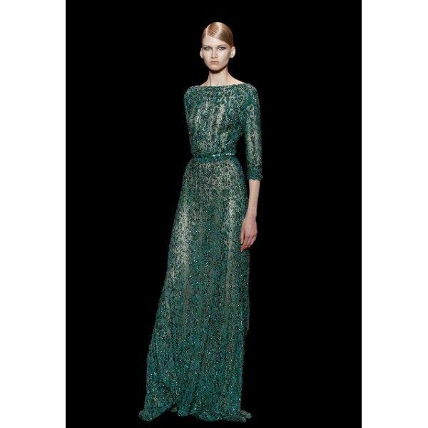 f44c693f6fa1 Green Long Sleeve Bridesmaid Dress