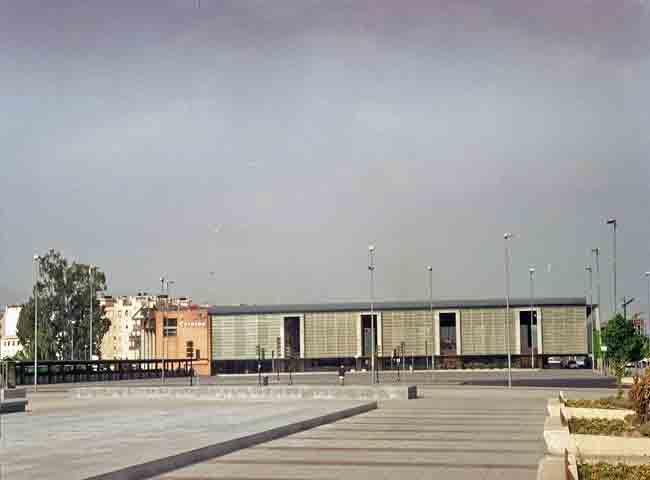 Estación AVE de Córdoba