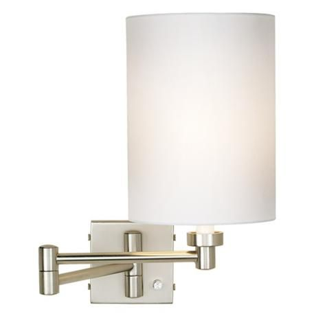 17 Best Images About Swing Arm Wall Lamps On Pinterest