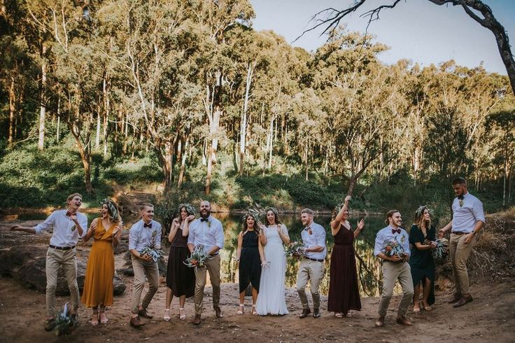 Nanga Bush Camp Wedding Dwellingup