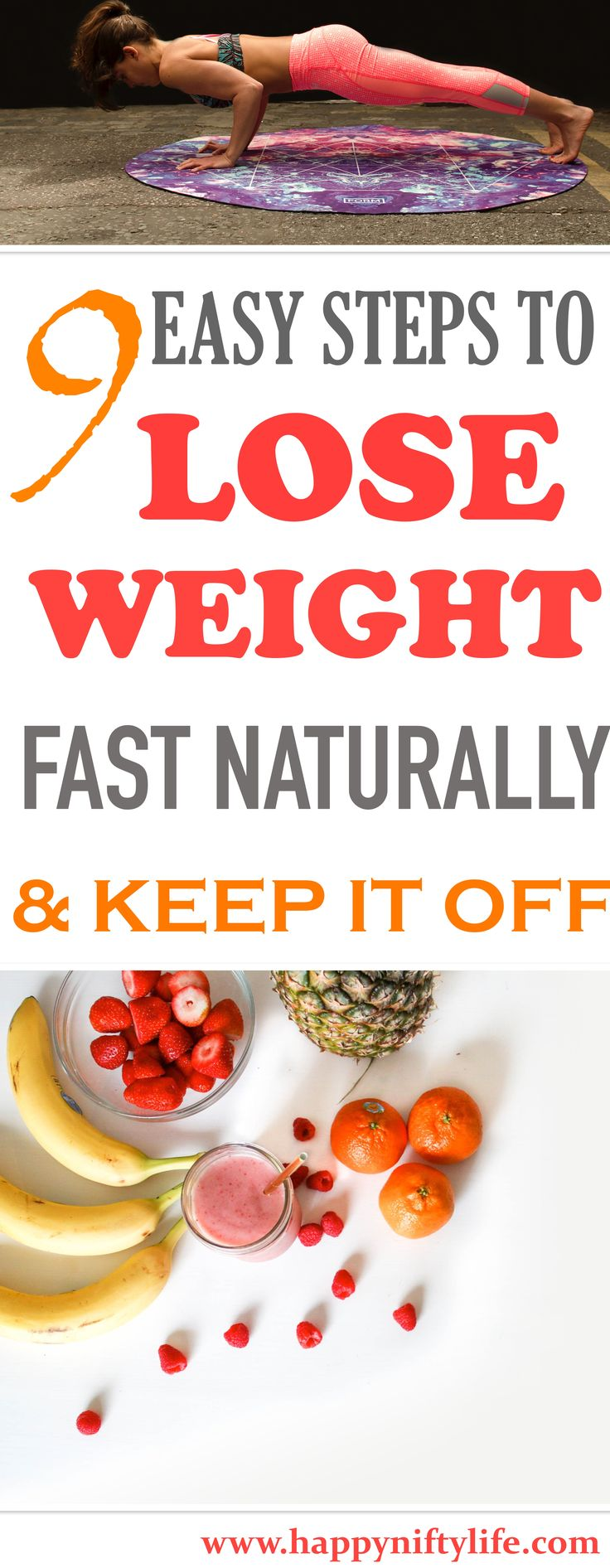 Stop going through yo-yo diets today. Here are some really easy weight loss hacks that are super helpful for shedding off pounds fast. Keep the weight off naturally and permanently. #healthyeating #weightloss