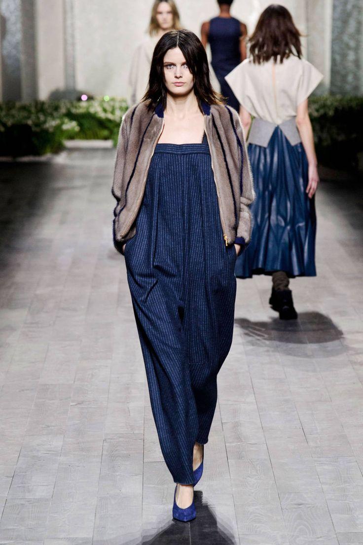 Goga Ashkenazi Paris Fashion Week Fall 2014 Runway Looks - Best Paris Runway Fashion - Harper's BAZAAR