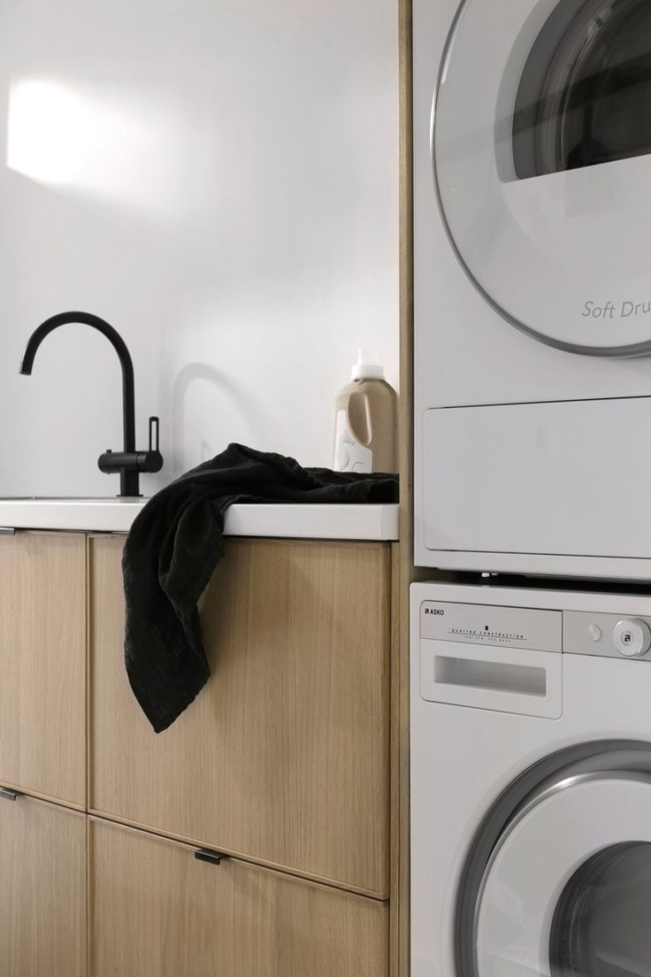 Our new laundry room