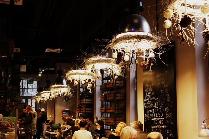 www.le-targ.com   #letargbistro #interior #restaurant #cosy #beauty #beautiful #design #food #foodporn #yummy #starybrowar #poznan #lunch #dinner #perfect #place #decorations #lights #atmosphere #instafood #tables #chairs #eating #cuisine #stary #browar