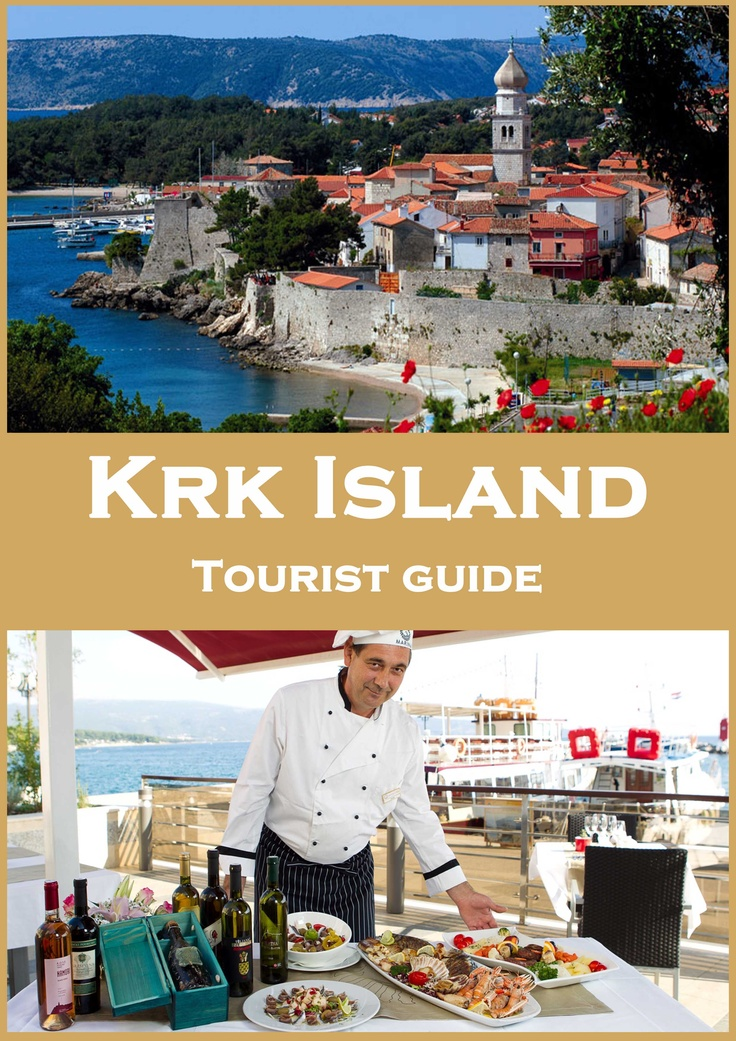Krk Island tourist guide. Download it at http://hotelmarina.hr/krk-island-tourist-guide-0