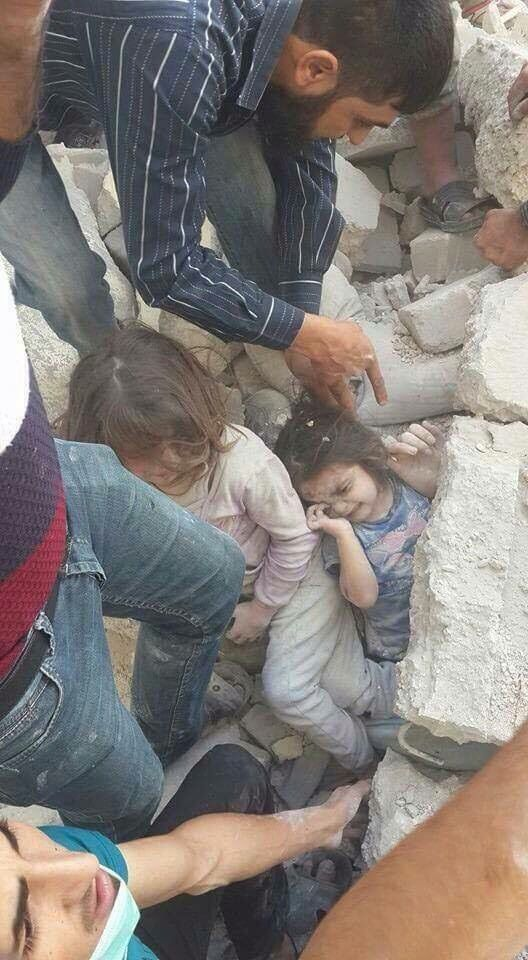 #Syrian-children. WHY