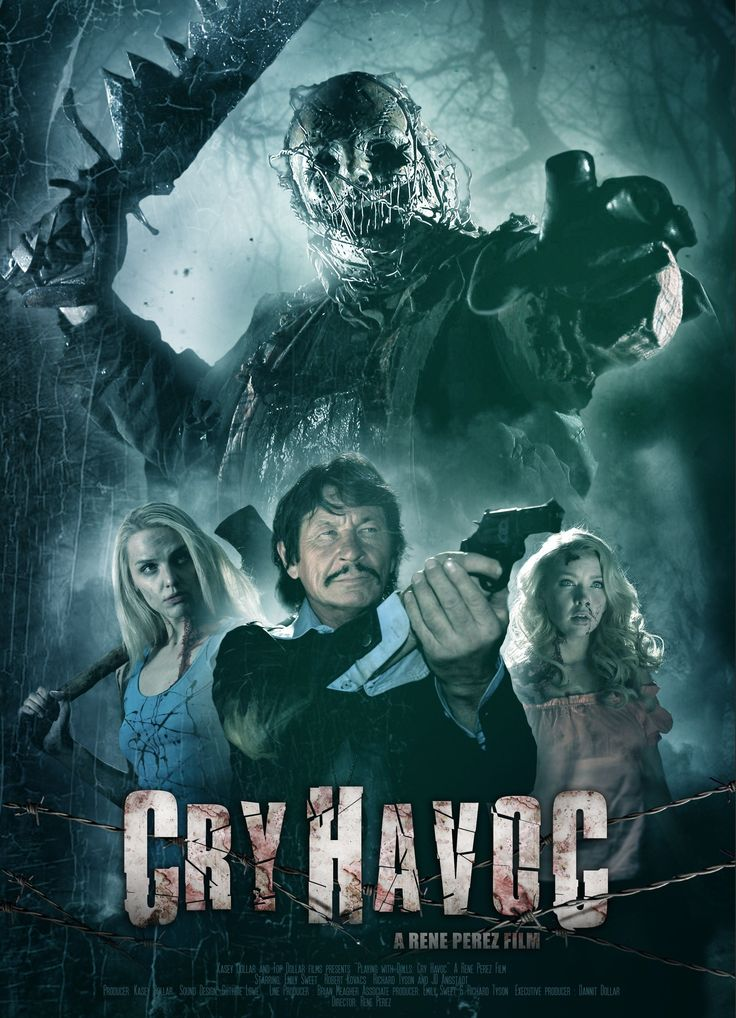 Cry Havoc (USA, 2020) in 2020 horror movies, Hd