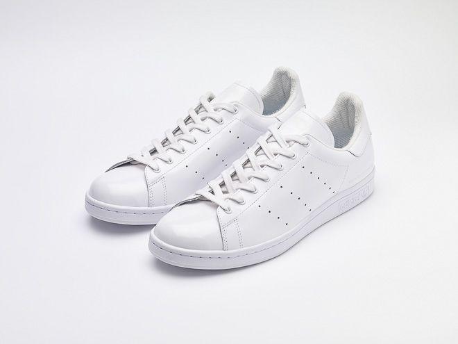 adidas Originals × White Mountaineering スタンスミス パテント