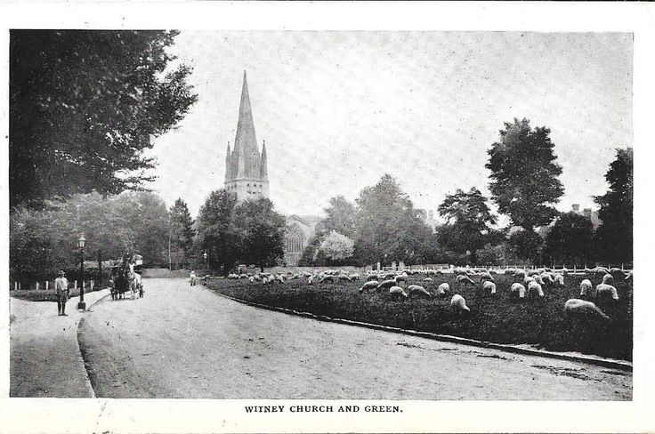 Postcard of Witney, Oxfordshire | eBay