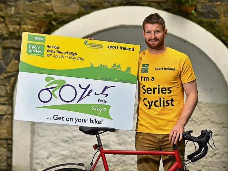 Why not get training and be part of a great cycling experience in the North West on the May Bank Holiday weekend 2016!  The An Post Cycle Series, supported by An Post, Sport Ireland and Local Sports Partnerships, encourages people of all fitness levels to get physically active by getting on their bikes with a choice of 5 cycling tours across the country between May and September. Check out www.tourofsligo.ie to register.