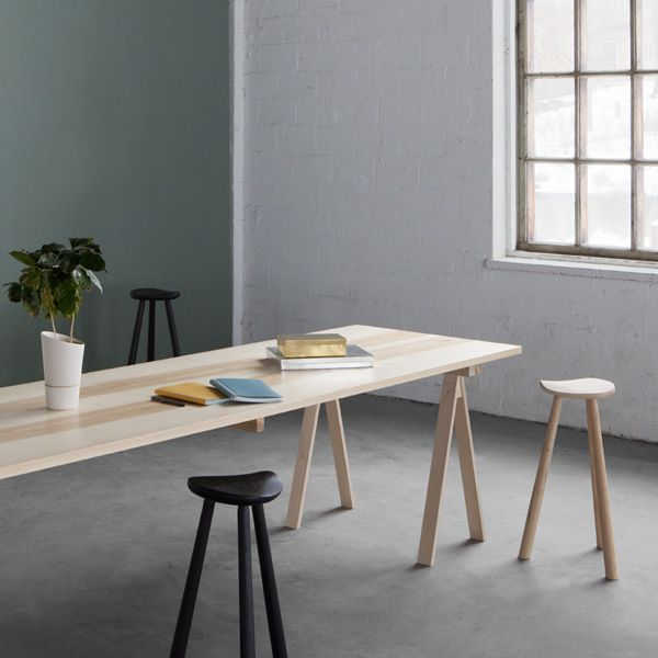 officeworks dining table home office room use top trestle legs create beautiful the birch india