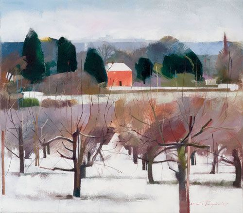 Red House and Orchard | Louis Turpin