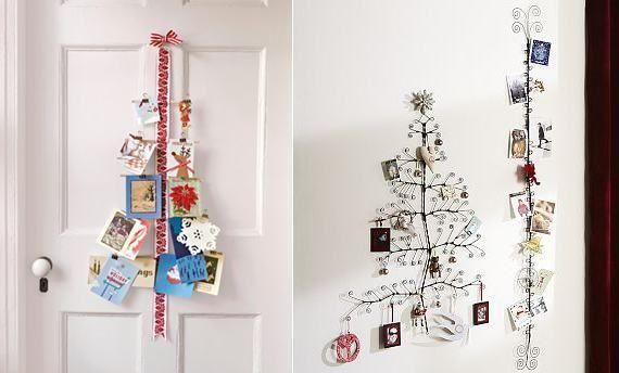 Casa da Rô: Para inspirar: árvores de natal criativas...