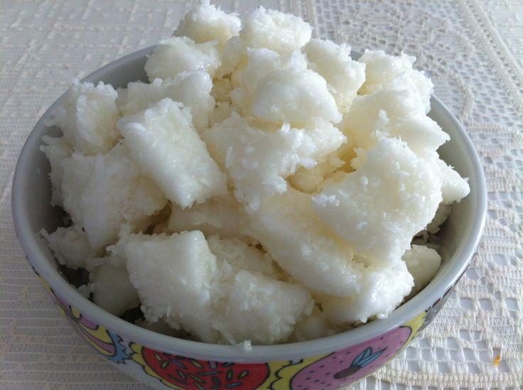 Receita de Bala de coco gelada da Vó Nair - Show de Receitas