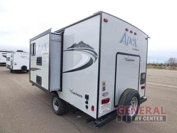 New 2016 Coachmen RV Apex Nano 172CKS Travel Trailer at General RV | Birch Run, MI | #131022