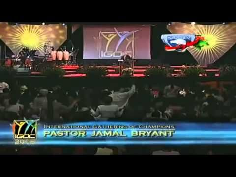 Dr Jamal Harrison Bryant, Ive Got to get Control of My Life IGOC 2006 20...