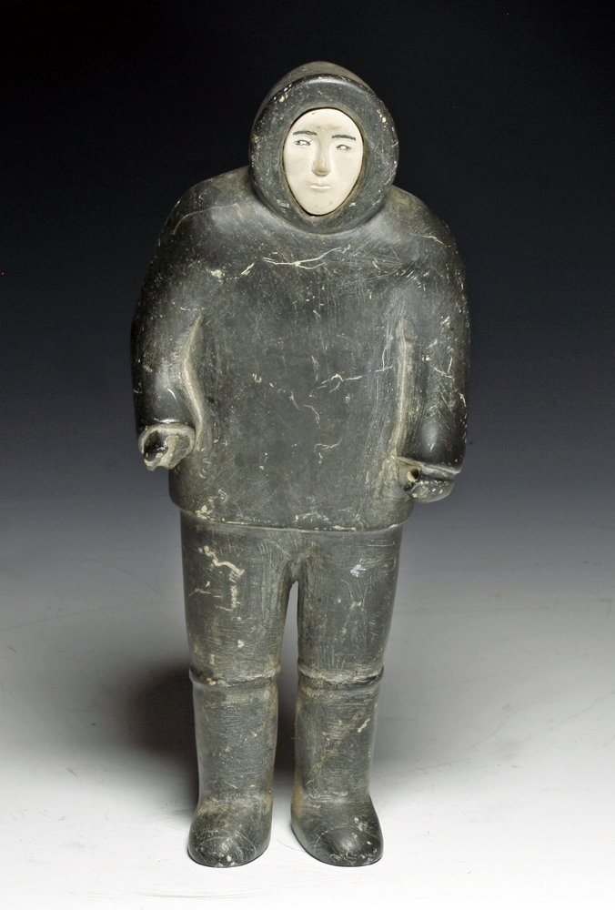 Best images about eskimo soapstone carving on pinterest