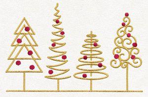 Classic Christmas Border design (UT12508) from UrbanThreads.com