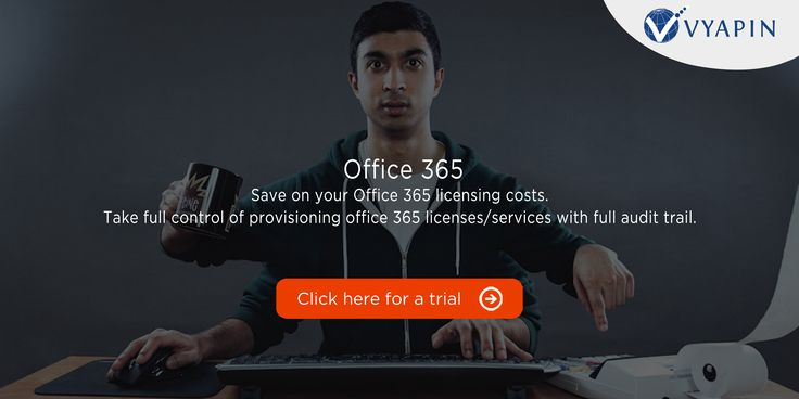 Save on your Office 365 licensing costs. Take full control of provisioning office 365 licenses/services with full audit trail. #MicrosoftTechnology #office365